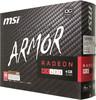 Видеокарта MSI AMD  Radeon RX 480 ,  RX 480 ARMOR 4G OC,  4Гб, GDDR5, Ret вид 7