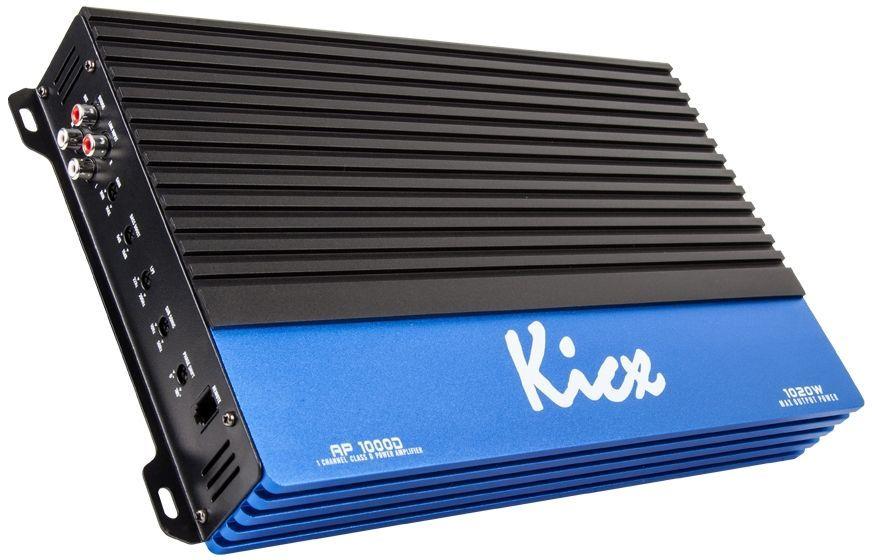 Автомобильный усилитель Kicx AP 1000D - фото 5