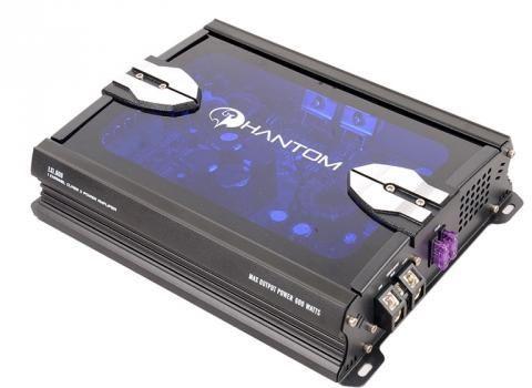 Усилитель автомобильный PHANTOM LX 1.600