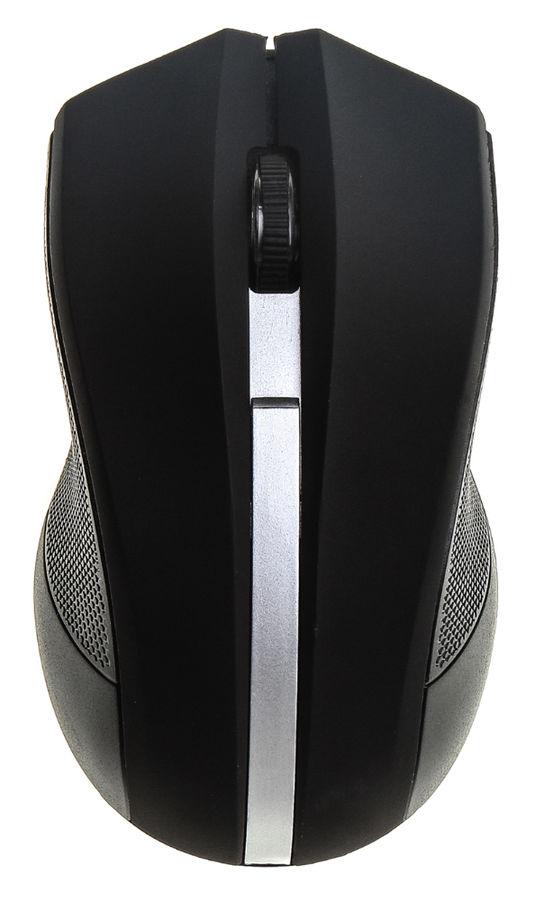 Купить Мышь ОКЛИК 615MW, беспроводная, USB, черный и серебристый в интернет-магазине СИТИЛИНК, цена на Мышь ОКЛИК 615MW, беспроводная, USB, черный и серебристый (412860) - Москва