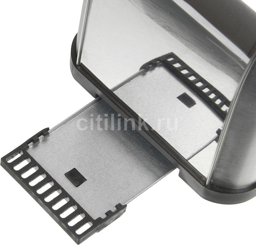 Тостер Tefal TT330D30 серебристый 8000035883