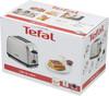 Тостер TEFAL TT330D30,  серебристый/черный [8000035883] вид 8