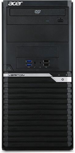 Компьютер  ACER Veriton M4640G,  Intel  Core i7  6700,  DDR4 8Гб, 1000Гб,  Intel HD Graphics 530,  Windows 10 Professional,  черный [dt.vn0er.127]