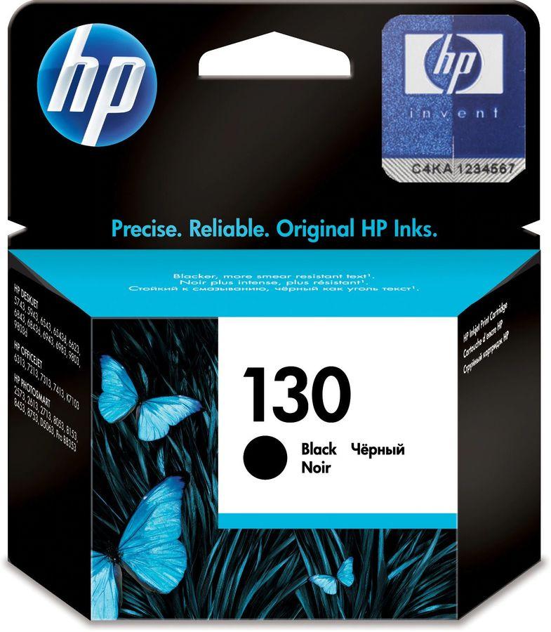 Картридж HP 130 черный [c8767he]