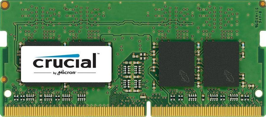 Модуль памяти CRUCIAL CT4G4SFS8213 DDR4 -  4Гб 2133, SO-DIMM,  OEM