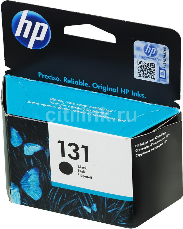 Картридж HP 131 черный [c8765he]