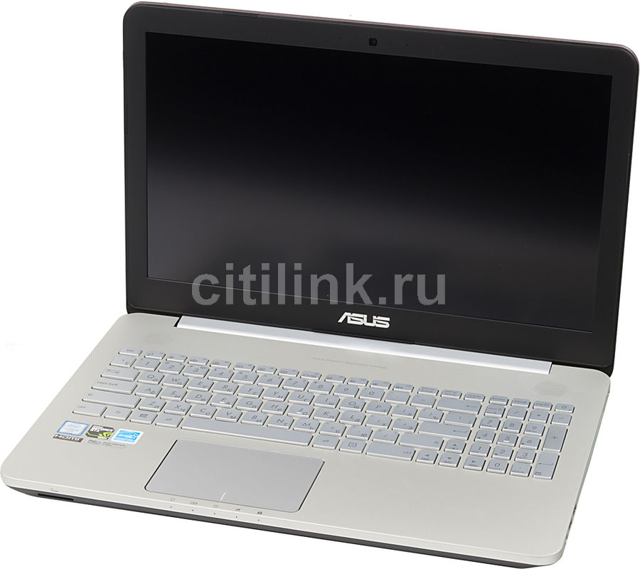 Ноутбук ASUS N552VW-FY252T, 15.6, Intel Core i5 6300HQ, 2.3ГГц, 12Гб, 2Тб, 128Гб SSD, nVidia GeForce GTX 960M - 2048 Мб, DVD-RW, Windows 10, серый [90nb0an1-m03140]Ноутбуки<br>экран: 15.6;  разрешение экрана: 1920х1080; процессор: Intel Core i5 6300HQ; частота: 2.3 ГГц (3.2 ГГц, в режиме Turbo); память: 12288 Мб, DDR4; HDD: 2000 Гб, 5400 об/мин; SSD: 128 Гб; nVidia GeForce GTX 960M - 2048 Мб; DVD-RW; WiFi;  Bluetooth; HDMI; WEB-камера; Windows 10<br>