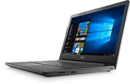 "Ноутбук DELL Vostro 3568, 15.6"", Intel  Core i5  7200U 2.5ГГц, 4Гб, 1000Гб, Intel HD Graphics  620, DVD-RW, Linux, 3568-8067,  черный"