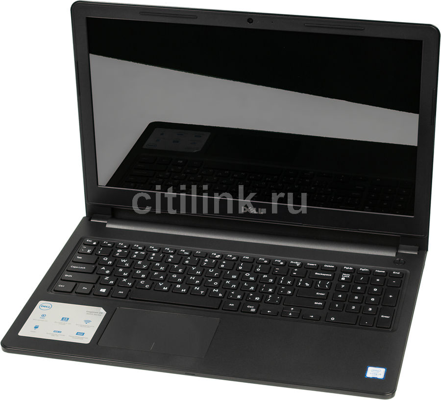 Ноутбук DELL Inspiron 3567, 15.6, Intel Core i3 6006U 2.0ГГц, 4Гб, 1000Гб, Intel HD Graphics 520, DVD-RW, Linux, 3567-7836, черныйНоутбуки<br>экран: 15.6;  разрешение экрана: 1366х768; процессор: Intel Core i3 6006U; частота: 2.0 ГГц; память: 4096 Мб, DDR4; HDD: 1000 Гб, 5400 об/мин; Intel HD Graphics 520; DVD-RW; WiFi;  Bluetooth; HDMI; WEB-камера; Linux<br><br>Линейка: Inspiron