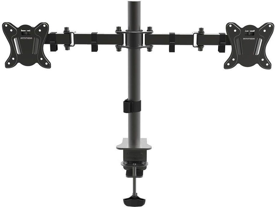 """Кронштейн для мониторов Arm Media LCD-T13 черный 15""""-32"""" макс.8кг настольный поворот и наклон верт.п"""
