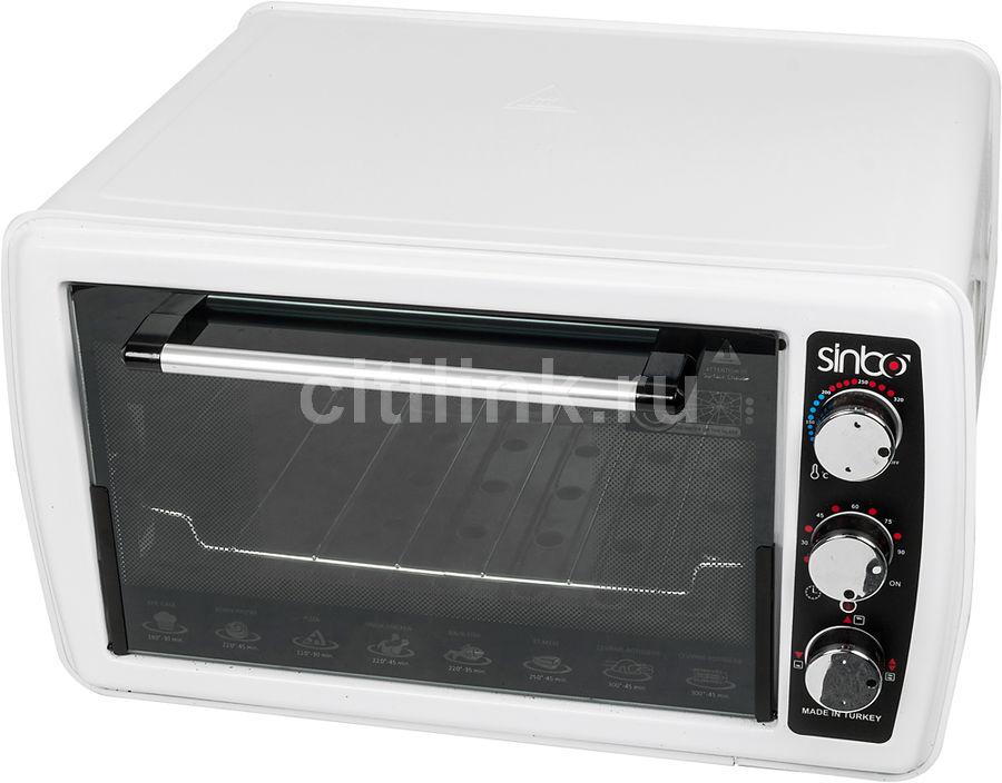 Электропечь SINBO SMO 3635,  белый