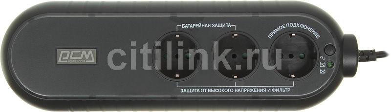 ИБП POWERCOM WOW 300,  300ВA [wow-300]