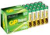 AAA Батарейка GP Super Alkaline 24A LR03,  30 шт. вид 1