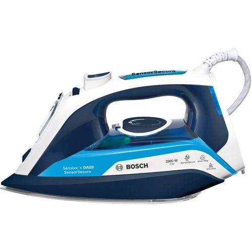 Утюг BOSCH TDA5029210,  2900Вт,  синий/ темно-синий