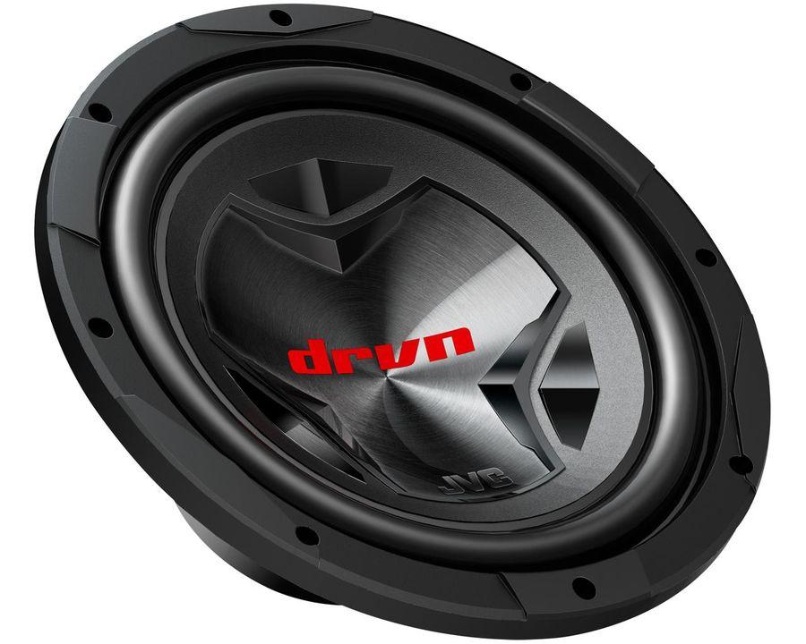 Сабвуфер автомобильный JVC CW-DR120,  1800Вт