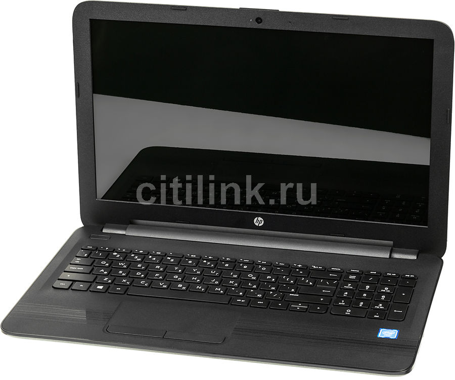 Ноутбук HP 15-ay577ur, 15.6, Intel Celeron N3060, 1.6ГГц, 4Гб, 128Гб SSD, Intel HD Graphics 400, Free DOS, черный [1bx35ea]Ноутбуки<br>экран: 15.6;  разрешение экрана: 1366х768; процессор: Intel Celeron N3060; частота: 1.6 ГГц (2.48 ГГц, в режиме Turbo); память: 4096 Мб, DDR3L; SSD: 128 Гб; Intel HD Graphics 400; WiFi;  Bluetooth; HDMI; WEB-камера; Free DOS<br>