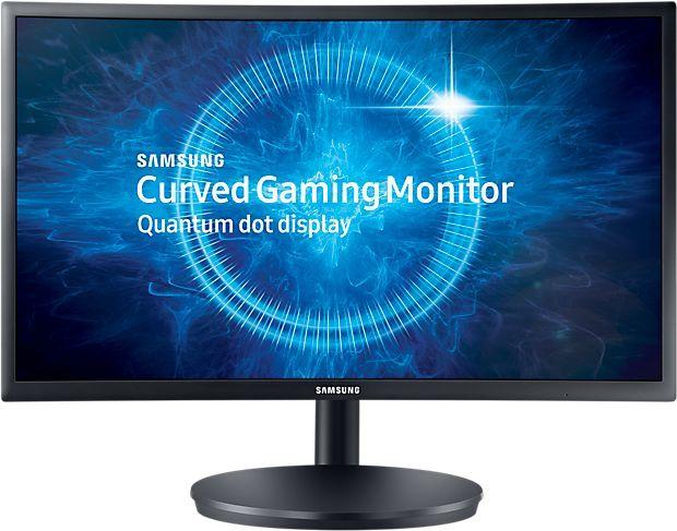 Монитор ЖК SAMSUNG C24FG70FQI 23.5