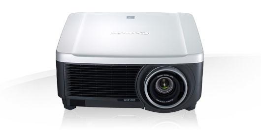 Проектор CANON WUX5000 белый [5748b003]