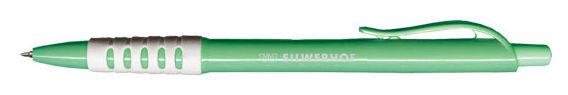 Ручка шариковая Silwerhof RESULT (026113-03) авт. 0.7мм зеленый зеленые чернила коробка