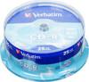 Оптический диск CD-R VERBATIM 700Мб 52x, 25шт., cake box [43432] вид 1