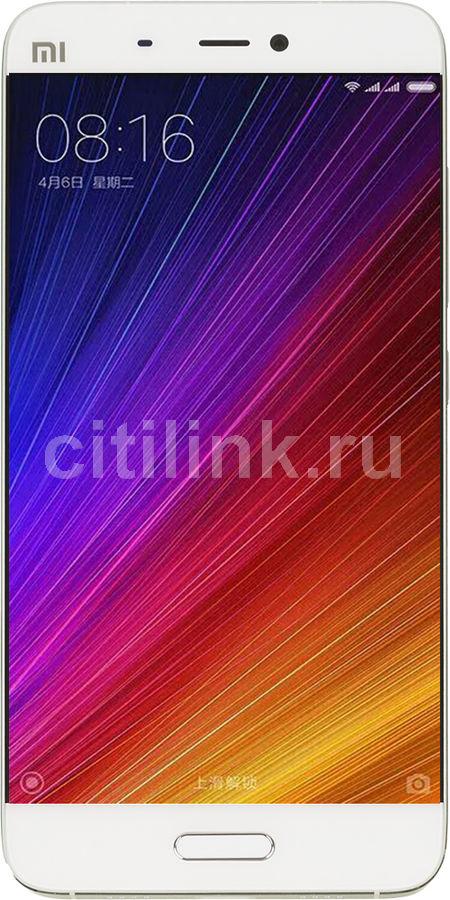 Смартфон XIAOMI MI 5  32Gb, RAM 3Gb, белый