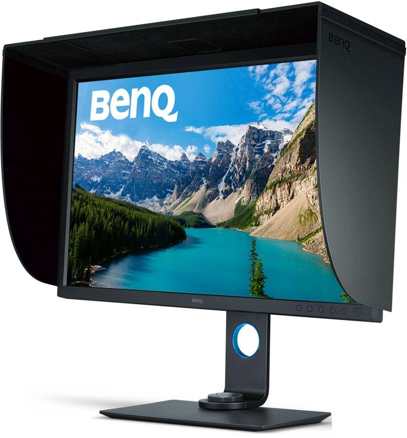 """Монитор BENQ SW320 31.5"""", черный [9h.lfvlb.qbe]"""