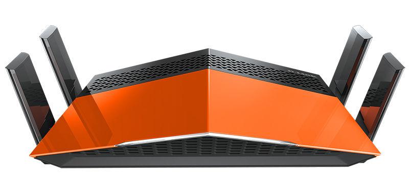 Беспроводной маршрутизатор D-LINK DIR-879,  черный
