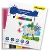 (ДУБЛЬ) Пластилин Silwerhof 956146-10 Пластилиновая кол-ция 10цв. 150гр. картон.кор. вид 1