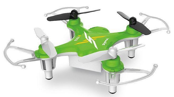 Квадрокоптер SYMA X12S, без камеры, зеленый [x12s green]