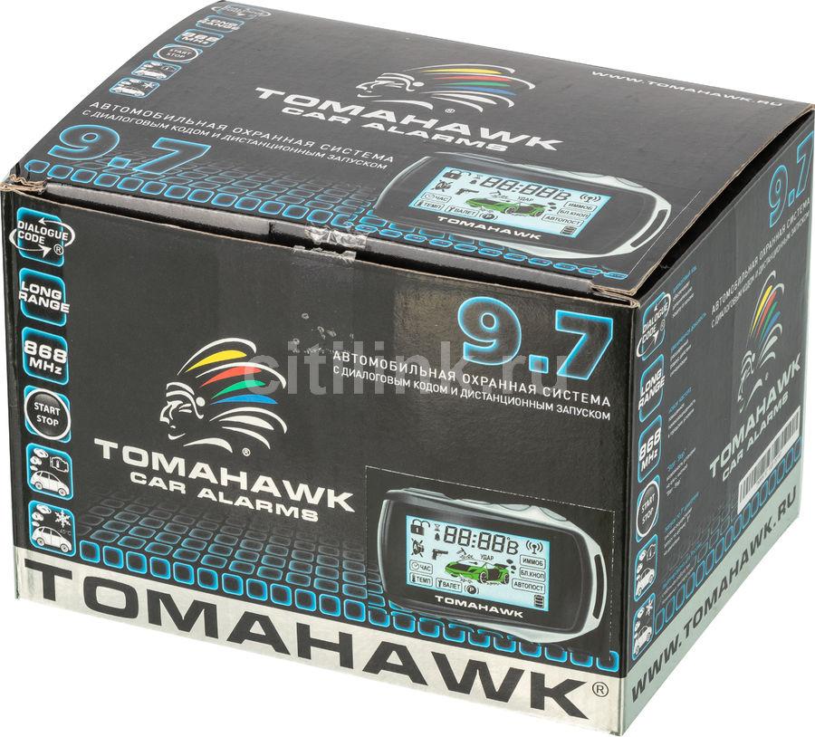 Автосигнализация TOMAHAWK 9.7 [9.7 автозапуск]