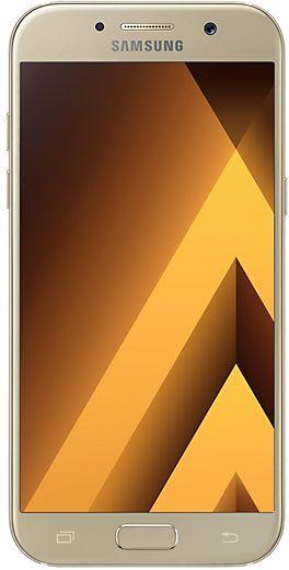 Смартфон SAMSUNG Galaxy A5 (2017) SM-A520F  золотистый