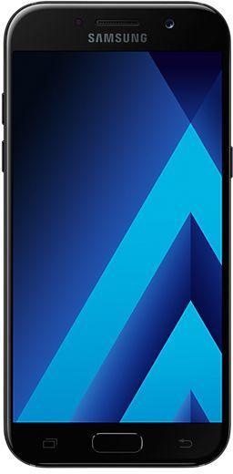 Смартфон SAMSUNG Galaxy A5 (2017) SM-A520F  черный