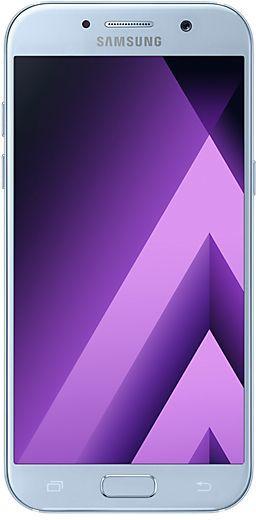 Смартфон SAMSUNG Galaxy A5 (2017) SM-A520F,  синий