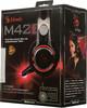 Наушники с микрофоном A4 Bloody M425 MOCI,  мониторы, черный  [a4tech m425] вид 9