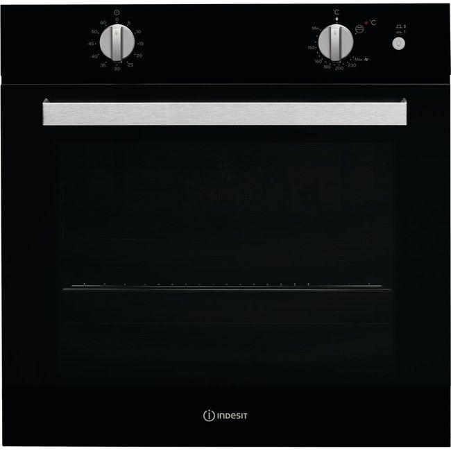 Духовой шкаф INDESIT IGW 620 BL,  черный