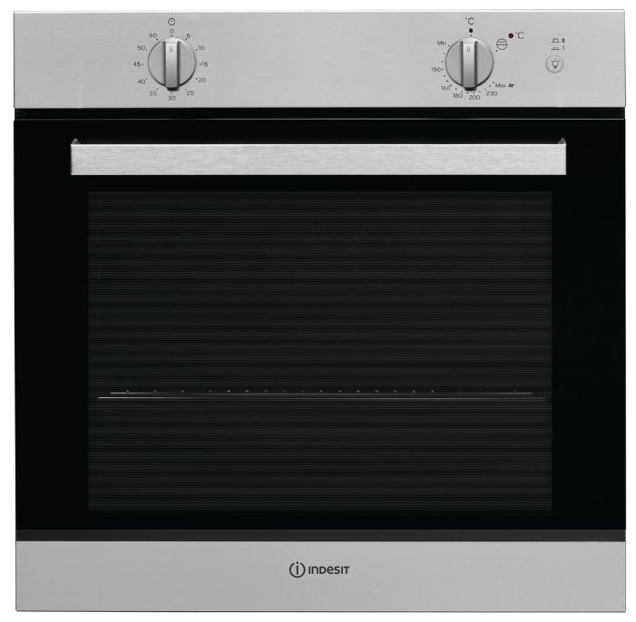 Духовой шкаф INDESIT IGW 620 IX,  серебристый