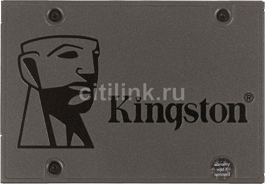 "SSD накопитель KINGSTON A400 SA400S37/120G 120Гб, 2.5"", SATA III"