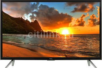 LED телевизор TCL L65P2US «R», стальной