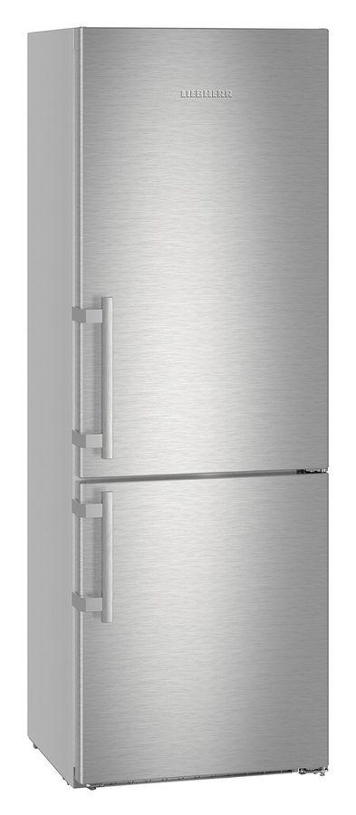 Холодильник LIEBHERR CBNef 5715,  двухкамерный, серебристый