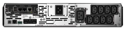 Источник бесперебойного питания APC Smart-UPS X SMX2200R2HVNC,  2200ВA