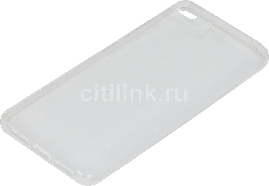 Чехол (клип-кейс)  Gel, для Xiaomi Mi 5S, прозрачный [ugcximi5str]