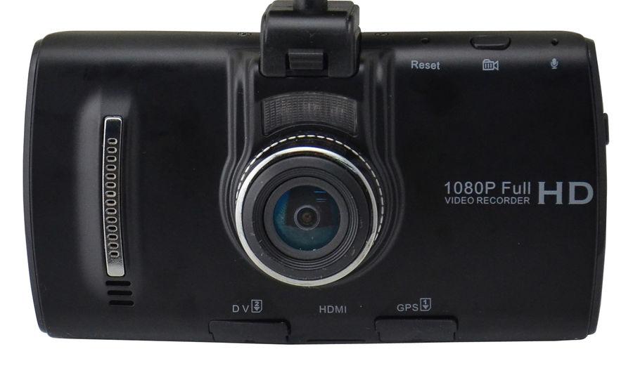 Видеорегистратор SUPRA SCR-1000NAD черный