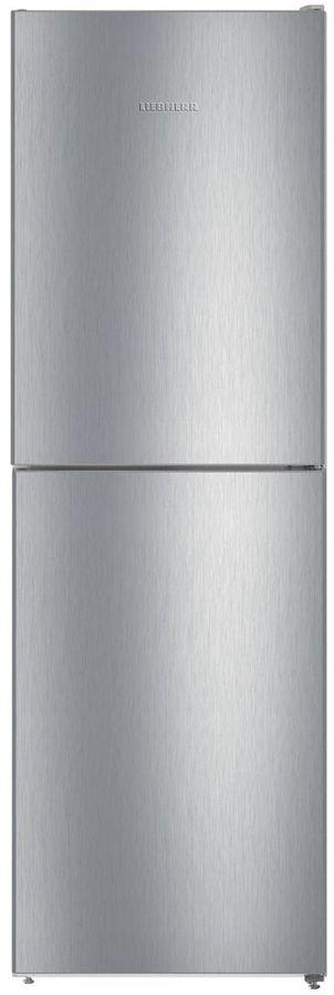 Холодильник LIEBHERR CNel 4213,  двухкамерный, нержавеющая сталь