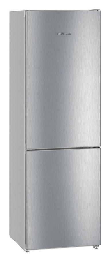Холодильник LIEBHERR CNPel 4313,  двухкамерный, нержавеющая сталь