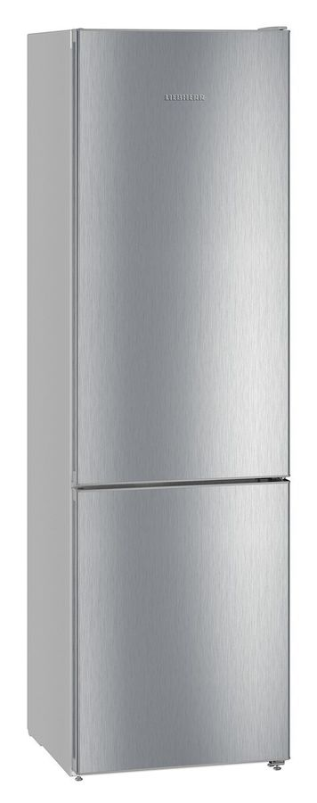 Холодильник LIEBHERR CNPel 4813,  двухкамерный,  нержавеющая сталь
