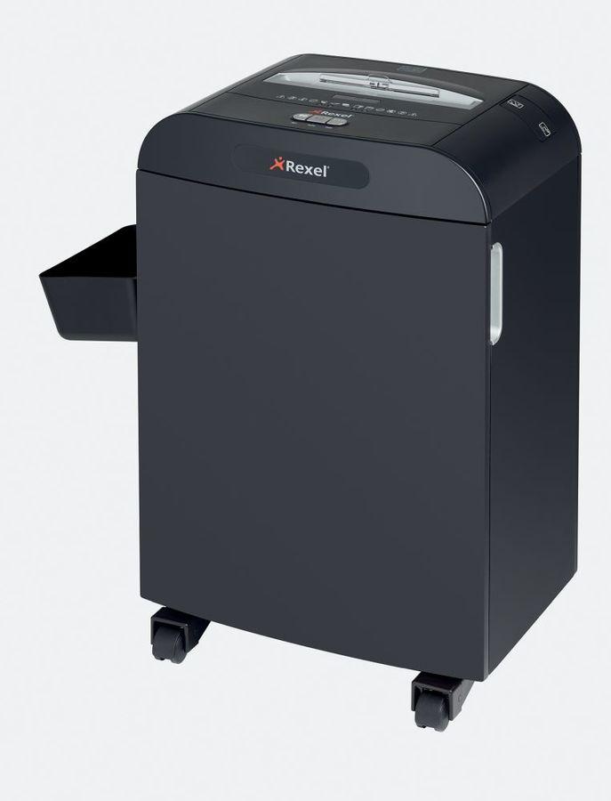Уничтожитель бумаг REXEL Mercury RDX2070,  уровень 2,  P-3,  4х45 мм [2102437eu]
