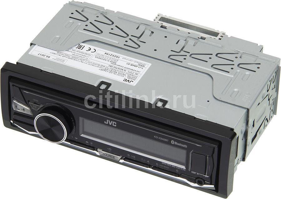 Автомагнитола JVC KD-X342BT,  USB