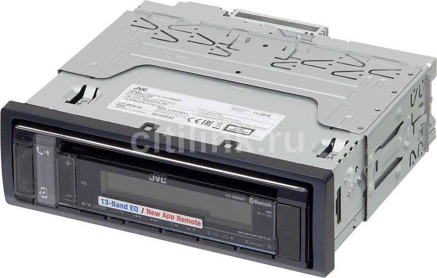 Автомагнитола JVC KD-R889BT,  USB