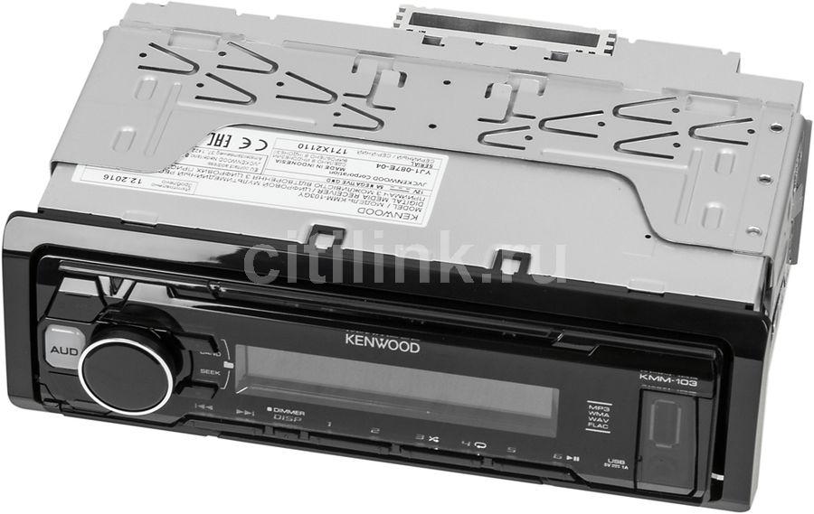 Автомагнитола KENWOOD KMM-103AY,  USB