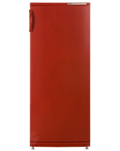 Морозильная камера АТЛАНТ М 7184-030,  красный